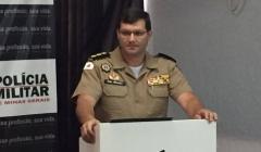 Comando Regional da PM afirma que crimes violentos em Paracatu est�o diminuindo