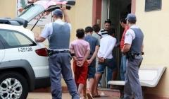 Menor assaltante é apreendido e seu Pai é preso durante registro da ocorrência