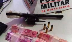 3 menores são presos no Vista Alegre após de assalto na Vila Sol Nascente