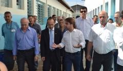 Ministro da Justiça visita APAC de Paracatu e fala em ampliar o projeto