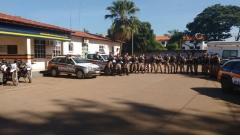 """Operação """"Feriado Seguro"""" é lançada em Paracatu"""