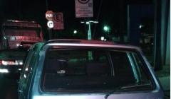 Menor é apreendido no Centro da cidade depois de roubar Fiat Uno no Bela Vista