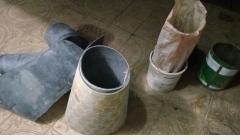 Armas e material usado em garimpo clandestino são apreendidos no JK