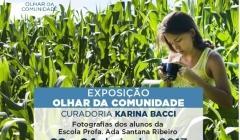 Exposição em Paracatu destaca o olhar de crianças sobre a vida no campo