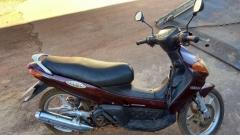 PM apreende motocicleta com chassi adulterado e prende condutor no Amoreiras II