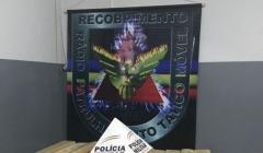 Polícia Militar prende traficantes com mais de 100 quilos de maconha em Paracatu