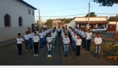 Guarda Mirim retorna às atividades em Paracatu