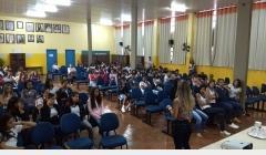 E. E. Antônio Carlos encerra a Semana Estadual das Juventudes