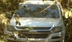Polícia Militar localiza e recupera veículo roubado