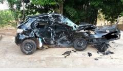 Acidente grave deixa 3 mortos na Rodovia BR 040 entre João Pinheiro e Paracatu