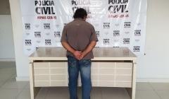 Polícia Civil prende segundo suspeito de estupro em uma semana, em Paracatu