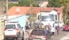 Falta  d'água vira caso de polícia no Novo Horizonte em Paracatu