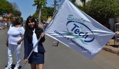 Desfile Cívico em comemoração aos 219 Anos de Paracatu