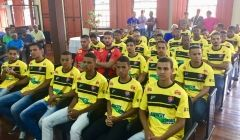 Paracatu Futebol Clube apresenta seu elenco para 2018 na Câmara de Vereadores