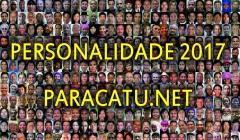 Quem foi a Personalidade do ano de 2017 em Paracatu?