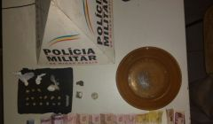 Polícia Militar prende traficante no bairro Bom Pastor