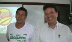 Vasquinho é eleito presidente da Cemil e Valdir assume presidência da Coopervap