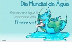 No Dia Mundial da Água, não temos o que comemorar