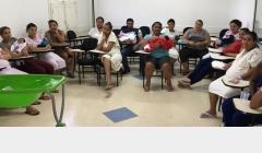 """Projeto """"Acolhe Mãe"""" garante bem estar de gestantes no Hospital Municipal"""