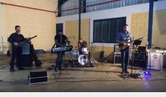 Banda dos Professores se apresenta na abertura da semana Acadêmica da FINOM