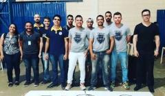 Desafio de Robótica foi uma das atrações da Semana Acadêmica da Faculdade FINOM