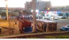 Protesto dos caminhoneiros gera falta de combustível em Paracatu