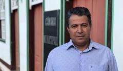 Paulinho Pereira é o novo líder de governo na Câmara de Vereadores