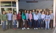 Alunos de Engenharia da Finom visitam usina da Monsanto em Paracatu