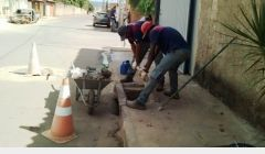 Limpeza de Bueiros demonstra falta de consciência da população e causa prejuízos
