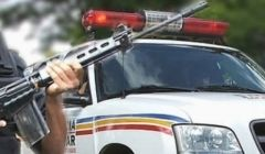PM prende dois irmãos suspeitos de envolvimento com tráfico de armas e drogas