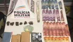 Menor traficante é apreendido com tabletes de maconha e crack no bairro JK