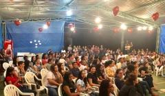 Retiros reúnem centenas de Jovens durante o Carnaval de 2019 em Paracatu