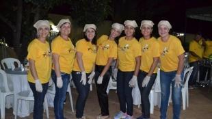 SSVP de Paracatu realiza mais uma edi��o Noite do Petisco