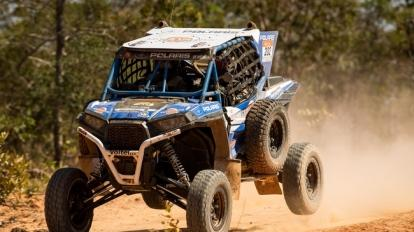 Confira a classifica��o do Rally dos Sert�es depois da passagem por Paracatu