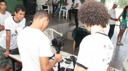 Exibi��o e produ��o audiovisual movimentam Paracatu
