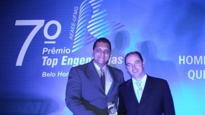 Kinross recebe Pr�mio Top Engenharias