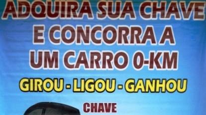Campanha Chave Premiada 2014 - APAE Paracatu
