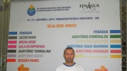 Engenheiro Ambiental da Votorantim apresenta estudo em Belo Horizonte