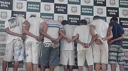 Ex Policial Militar dono de Auto Pe�as em Paracatu � preso e esquema de desmanche descoberto