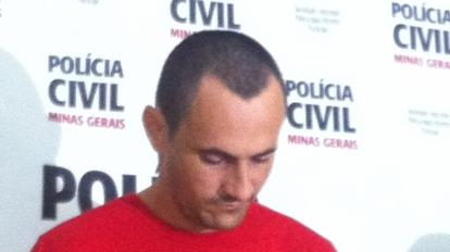 Pol�cia Civil apresenta suspeito de estupros e assassinatos em s�rie em Paracatu