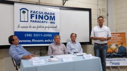 Faculdade FINOM anuncia Novo Curso de Engenharia e ades�o ao PRONATEC