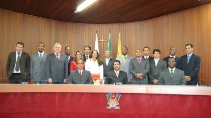 Em pauta na C�mara: Falta de Compromisso com a cidade e respeito com os Vereadores.