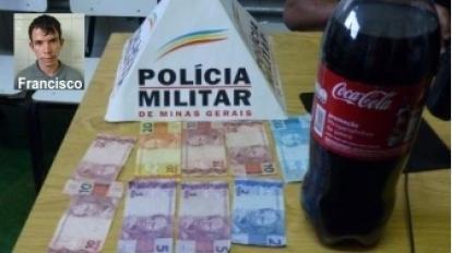 PM prende autores de assalto no Bairro Vila Mariana e apreende menor infrator