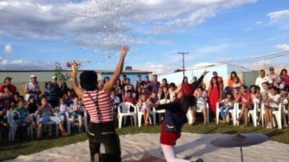 Caravana Circo Rebote apresenta espet�culos ao ar livre em Paracatu no pr�ximo s�bado (04)