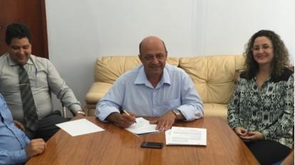 Segunda fase da Regulariza��o fundi�ria chega a mais 4 bairros e alcan�ar� 4500 fam�lias em Paracatu