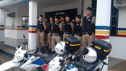 Pol�cia Militar inicia opera��es de carnaval em Paracatu