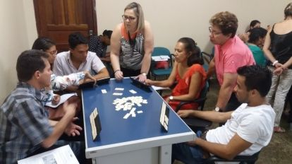 Integrar leva a professores de Paracatu oficina sobre pr�ticas pedag�gicas em L�ngua Portuguesa e Matem�tica