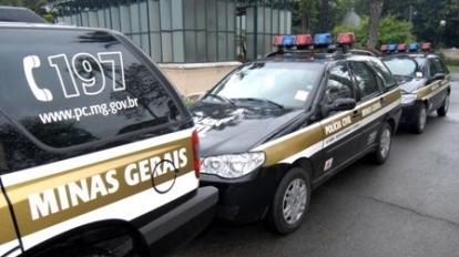 Pol�cia Civil de Minas Gerais entra em greve, mas ordem judicial determina volta ao trabalho em todo Estado