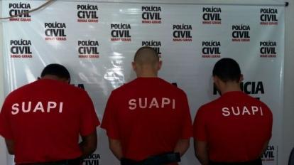 Pol�cia Civil desarticula quadrilha que roubava gado na regi�o