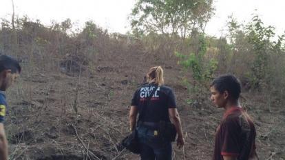 Pol�cia Civil prende suspeito de homic�dio ocorrido em Guarda-Mor